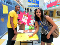 ETS-Students-running-Stand-Against-Racism-events